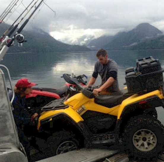 Water Taxi Services Kitimat BC
